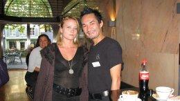 Daniela Nomikos-Ulrich & Trang Nguyen